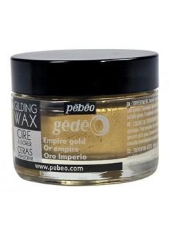 Gédéo Zkrášlovací vosk 30 ml - císařská zlatá