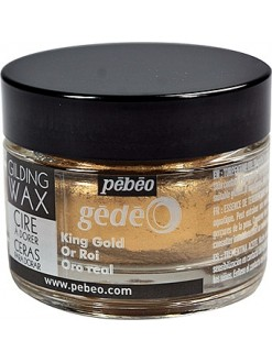 Gédéo Zkrášlovací vosk 30 ml - královská zlatá