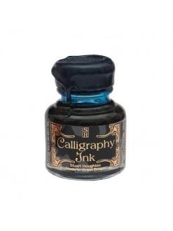 Kaligrafický inkoust s voskem 30ml černá