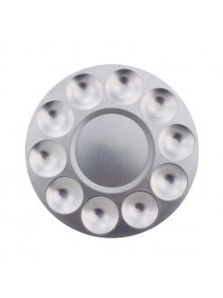 Paletka stříbrná hliníková 17 cm