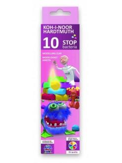 KOH-I-NOOR souprava modelovací hmoty STOP BACTERIA