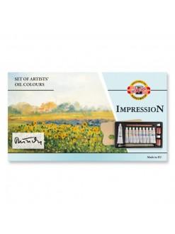 kazeta olejovych barev Impression