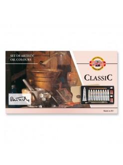 kazeta olejovych barev Classic
