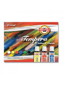 KOH-I-NOOR souprava temperových barev 6x10 ml