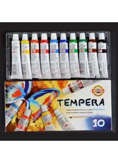 KOH-I-NOOR souprava temperových barev 10x16 ml