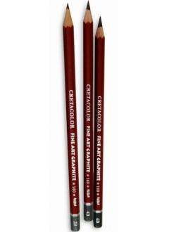 Cretacolor grafitová tužka různé tvrdosti
