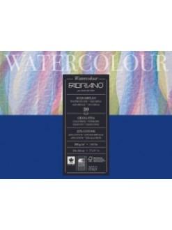 Fabriano Watercolour A4 21x29,7 cm, kroužková vazba, 300g/m, 12 listů, pro akvarel