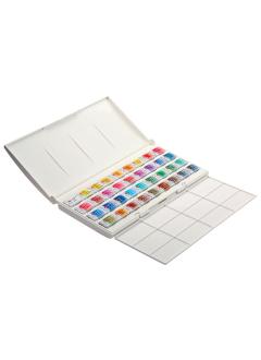 WHITE NIGHTS akvarelové barvy v plastu 12 ks