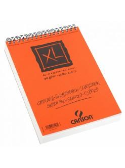 Canson XL Skicák v krouž.vazbě(krémový,A4,120archů)