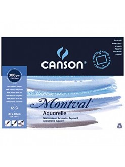 Canson MONTVAL arch 50x65, 300g