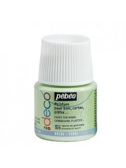 PÉBÉO DECO Akrylová barva 45 ml Perleťová tekutá