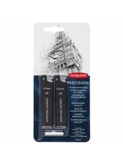 Derwent Mech Pencil Refill Set 0.7