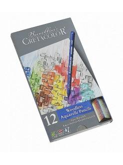 Cretacolor Aqua Monolith Brique Edition (12 odstínů)