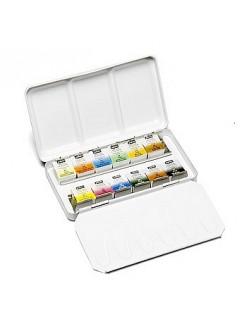 Pébéo watercolor kapesní kovová sada (12 ks)