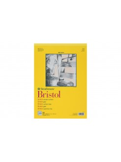 Strathmore Bristol SM pad A4 20 listů 270 g