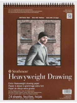 Strathmore Draw pad A4 24 listů 163 g