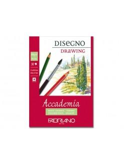 Fabriano Accademia blok 21x29,7 cm, 200g/m, 30 listů, lepená vazba