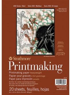 Strathmore printmaking pad 20x25,A4 20 listů 280 g