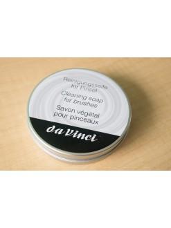 Da Vinci - mýdlový čistič na štětce 85g