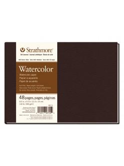 Strathmore watercolor AJ 14x21,6 24 listů 300 g