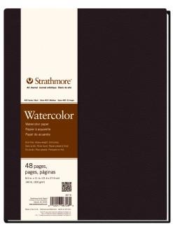 Strathmore watercolor AJ 21,6x28 24 listů 300 g