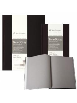 Strathmore toned gray AJ 21,6x28 128 stran 118 g