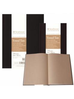 Strathmore toned tan AJ 21,6x28 128 stran 118 g
