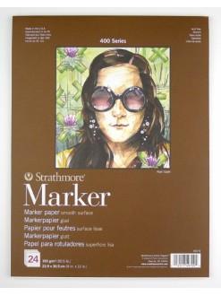 Strathmore marker pad 28x35,6 24 listů 190 g