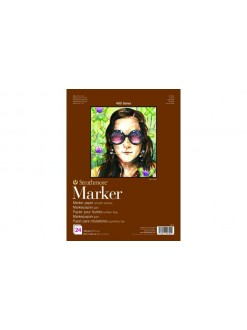 Strathmore marker pad 23x30,5 24 listů 190 g