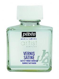 Pébéo Saténový lak pro akrylové barvy, 75 ml