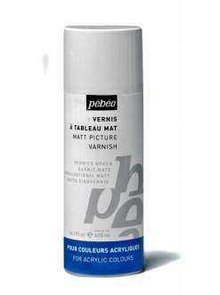 Matný lak benzínový zákl. pro akryly 400 ml sprej