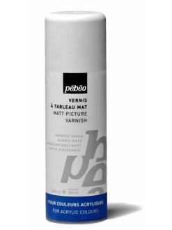 Pébéo Matný lak benzínový zákl. pro akryly 200 ml sprej