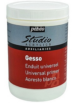 Studio Gesso univerzální akrylový šeps 1 l