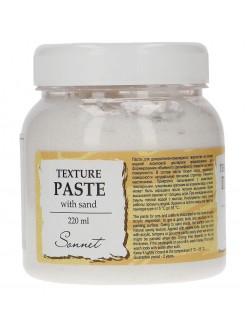 Reliéfní pasta s pískem - Texture paste