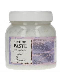 Sonnet Akrylová reliéfní pasta se skleněným plnidlem 220 ml