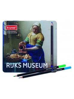 BRUYNZEEL RIJKS Museum pastelky 24 kusů