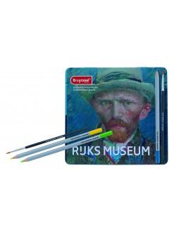 BRUYNZEEL RIJKS Museum akvarelové pastelky 24 kusů
