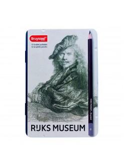 BRUYNZEEL RIJKS Museum grafitové tužky 12 kusů