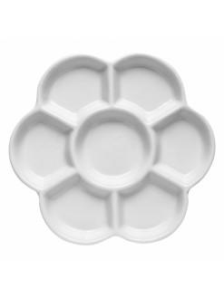 Paleta porcelánová 15 cm růžice