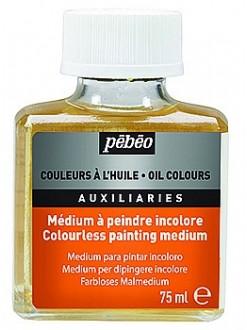 Bezbarvé malířské médium pro olejové barvy 75 ml
