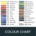 Derwent Inktense - sada akvarelových pastelek, 24 ks