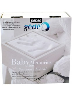 Gedeo sada - Modelovací alginát -  obtisk ruky