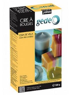 Gédéo Standardní svíčkový vosk 500 g