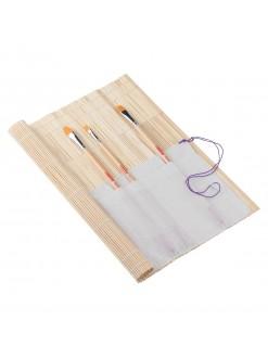 Bambusové pouzdro na štětce - Talens Art Creation