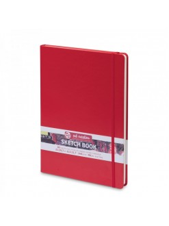 Royal talents art creation sketch deník červený 21x30 cm, 140g