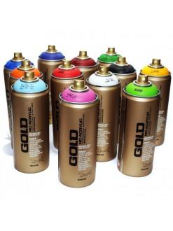 Akrylový sprej Montana Gold 400 ml