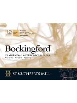 Bockingford Deník Archivní papír 300g