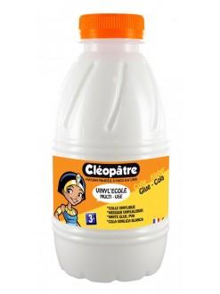 Bílé PVA lepidlo CLEOPATRE VINYL'ECOLE 500 g