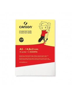 Canson Studentský skicák 250g,10+2 archy ZDARMA