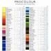 Derwent Procolour pastelky - různé barvy